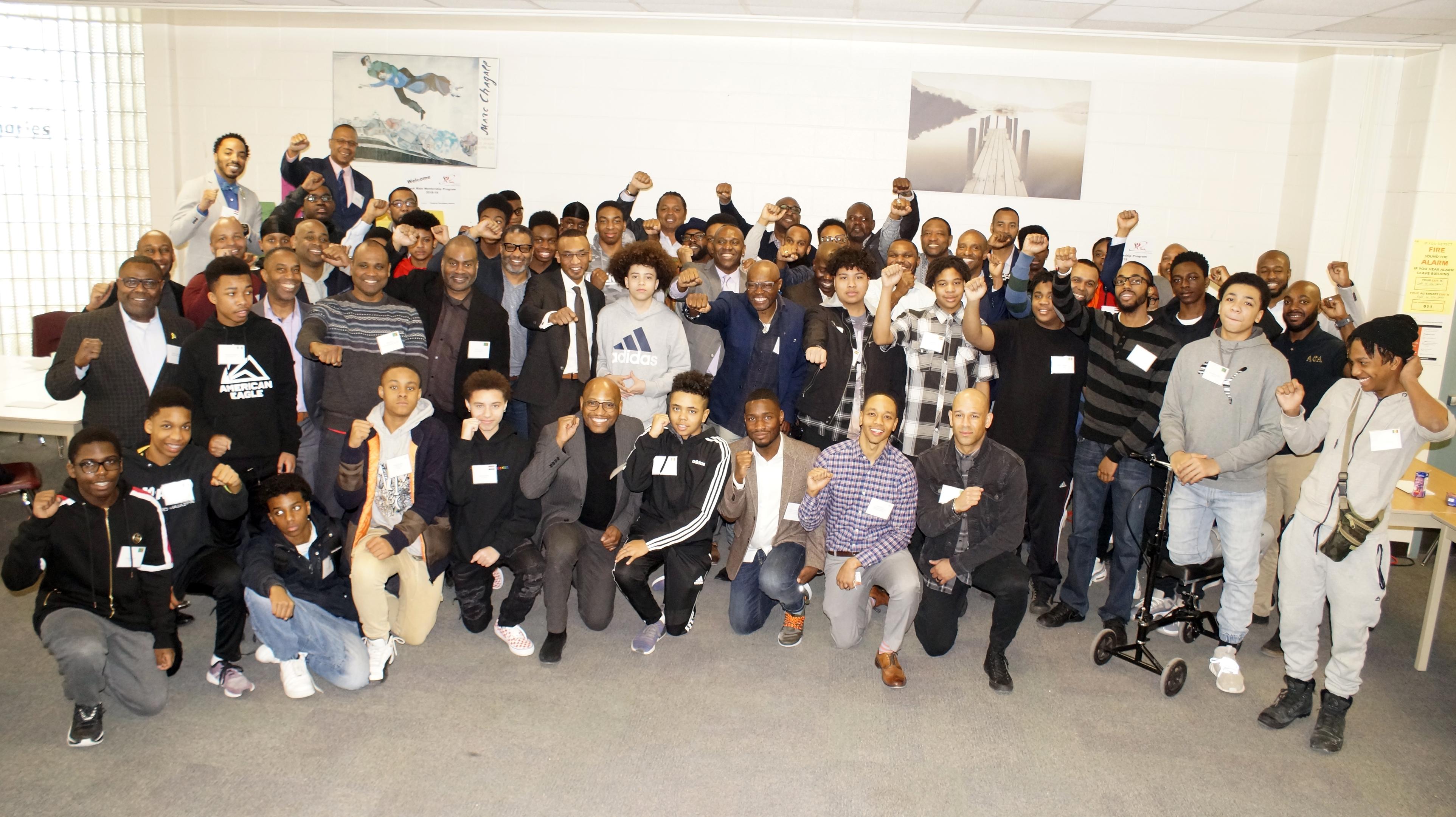 BMMP Mentorship Workshop Group Photo FEb 20 2019